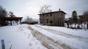 Tenuta Iannone, Venkovské domy  Tornareccio - big - 16