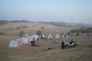 The Safari Camp Khuri