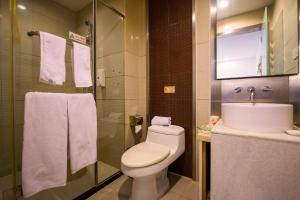Motel Shanghai Caoyang New Village Fengqiao Road Metro Station, Hotels  Shanghai - big - 6