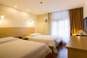 Motel Shanghai Caoyang New Village Fengqiao Road Metro Station, Hotels  Shanghai - big - 8