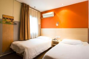 Motel Shanghai Caoyang New Village Fengqiao Road Metro Station, Hotel  Shanghai - big - 18