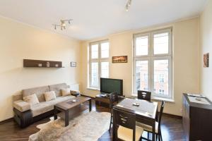 Gdańskie Apartamenty - Apartament Długa z Widokiem Na Ratusz