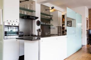 onefinestay - Marylebone private homes II, Апартаменты  Лондон - big - 57