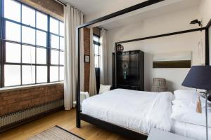 onefinestay - Marylebone private homes II, Апартаменты  Лондон - big - 59