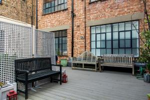 onefinestay - Marylebone private homes II, Апартаменты  Лондон - big - 61