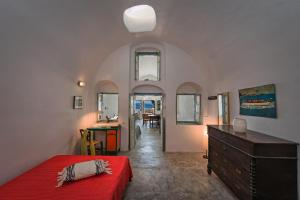 Opuntia Traditional Cave House(Oia)