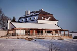 Lisensky Dvur, Penziony  Sněžné - big - 16
