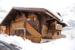 Apartment Delta 4.5 - GriwaRent AG, Apartments  Grindelwald - big - 1