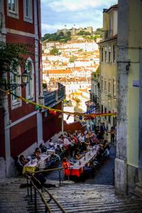 Entre o Carmo e a Trindade, Appartamenti  Lisbona - big - 5