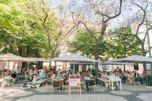 Entre o Carmo e a Trindade, Appartamenti  Lisbona - big - 9