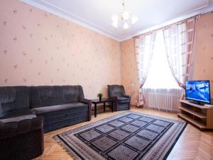 ApartLux on Smolenskaya