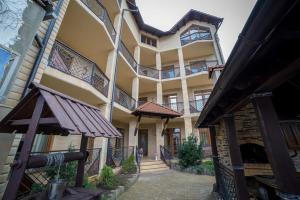 Guest House Yuzhniy, Penziony – hostince  Divnomorskoye - big - 64