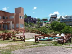 Cabañas del Rey, Chaty  Villa Carlos Paz - big - 28