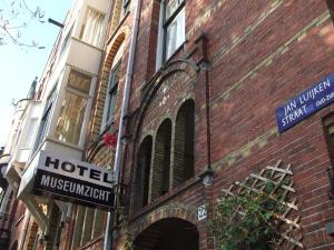 Hotel Museumzicht(Ámsterdam)