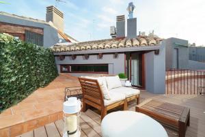 Valencia Luxury Attics Ayuntamiento, Apartmanok  Valencia - big - 103