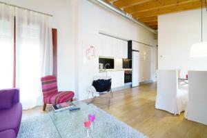 Valencia Luxury Attics Ayuntamiento, Apartmanok  Valencia - big - 90