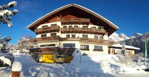 Alpenhof, Отели типа «постель и завтрак»  Рамзау-ам Дахштайн - big - 1