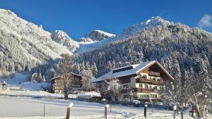 Alpenhof, Отели типа «постель и завтрак»  Рамзау-ам Дахштайн - big - 28
