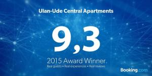 (Ulan-Ude Central Apartments)