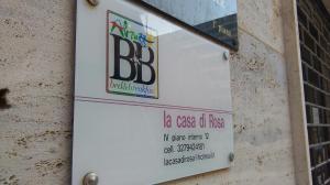 B&B La Casa Di Rosa