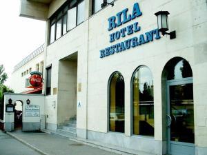 Hotel Rila(Budapest)