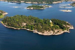 Chata Idöborgs Stuguthyrning Nämdö Švédsko