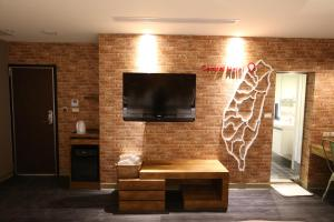 Central Hotel, Hotely  Zhongli - big - 25