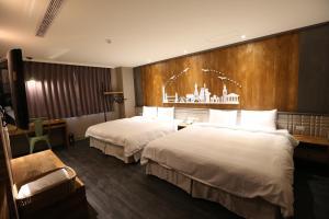 Central Hotel, Hotely  Zhongli - big - 24