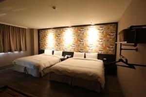 Central Hotel, Hotely  Zhongli - big - 21