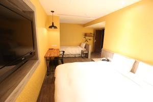Central Hotel, Hotely  Zhongli - big - 35