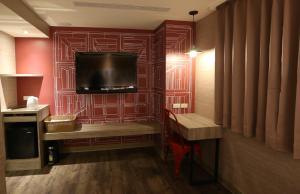 Central Hotel, Hotely  Zhongli - big - 31