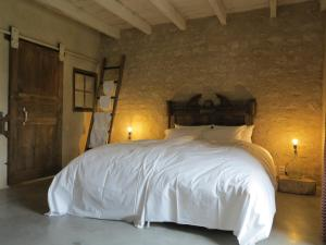 Domaine De Chantemerle B'nB, Bed & Breakfast  Marsac - big - 25