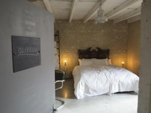 Domaine De Chantemerle B'nB, Bed & Breakfast  Marsac - big - 15