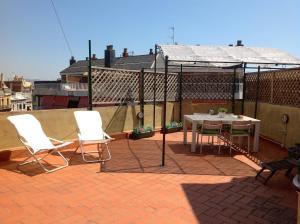 Penthouse Terrace Barcelona