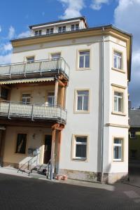 Apartmenthaus Zentral Bad Schandau