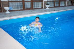 Guest House Karavan, Penziony  Haspra - big - 6