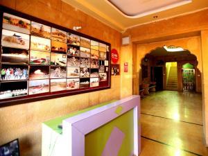 OYO 2280 Hotel Marina Mahal, Отели  Джайсалмер - big - 13