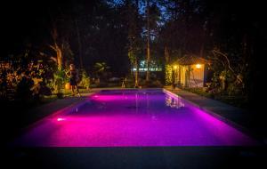The Secret Garden Goa, Проживание в семье  Saligao - big - 69