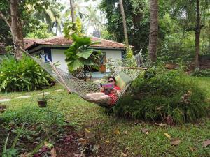 The Secret Garden Goa, Проживание в семье  Saligao - big - 64