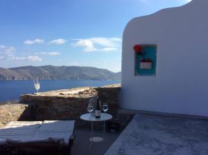 Villa Panorama, Vily  Panormos Mykonos - big - 22