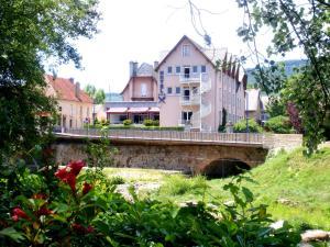 Inter-Hotel du Pont Roupt, Hotely  Mende - big - 17