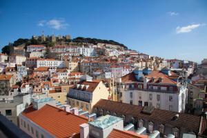 Entre o Carmo e a Trindade, Appartamenti  Lisbona - big - 13