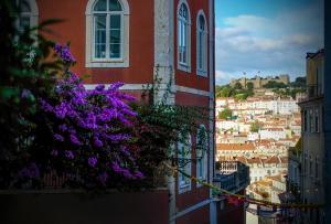 Entre o Carmo e a Trindade, Appartamenti  Lisbona - big - 15