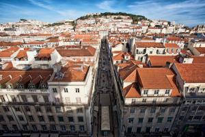 Entre o Carmo e a Trindade, Appartamenti  Lisbona - big - 16