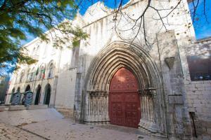 Entre o Carmo e a Trindade, Appartamenti  Lisbona - big - 17