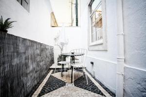 Entre o Carmo e a Trindade, Appartamenti  Lisbona - big - 26