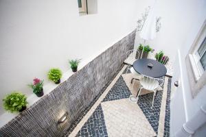Entre o Carmo e a Trindade, Appartamenti  Lisbona - big - 30