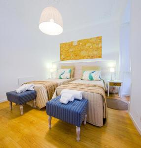 Entre o Carmo e a Trindade, Appartamenti  Lisbona - big - 37