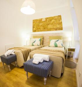 Entre o Carmo e a Trindade, Appartamenti  Lisbona - big - 38