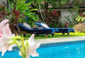 The Secret Garden Goa, Проживание в семье  Saligao - big - 57